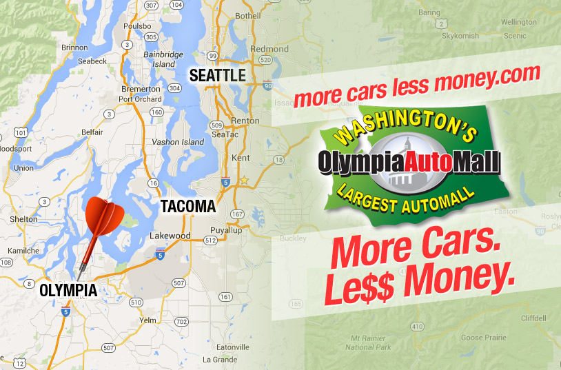 Olympia Auto Mall >> Premium New Used Cars In Olympia Olympia Automall